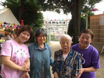 淡嶋神社祭